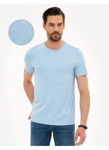 Pierre Cardin Tişört Mavi